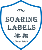 Soaring labels - Home of Wristband & Keychains
